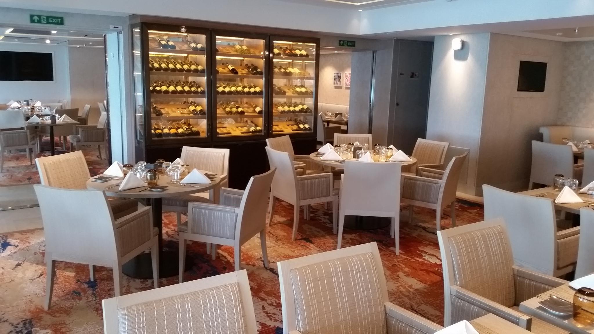 Dining on Viking Star – travelinsubman